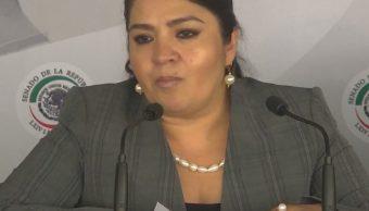 Nestora Salgado acusa a Isabel Miranda de tortura