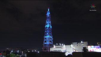 Foto: Niño Autismo Enciende Antena Azul Televisa 2 de Abril 2019