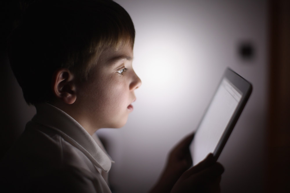Foto Niño de tres años bloqueó el iPad de su papá hasta 2067 10 abril 2019