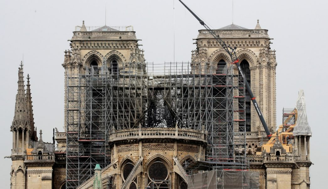 Incendio en Notre Dame: Revelan que obreros fumaban pese a estar prohibido