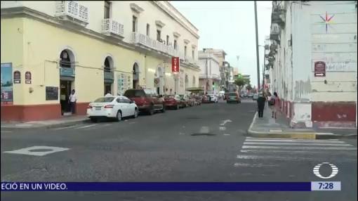 Nuevo apagón, pero esta vez afecta Veracruz