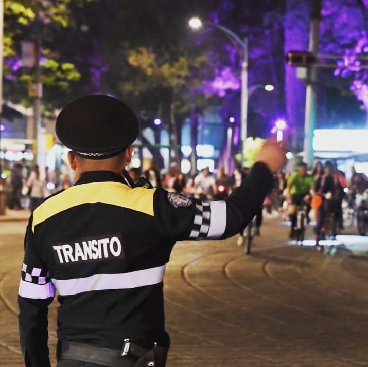 foto Policía atropella a mujer y no lo detienen 30 marzo 2019