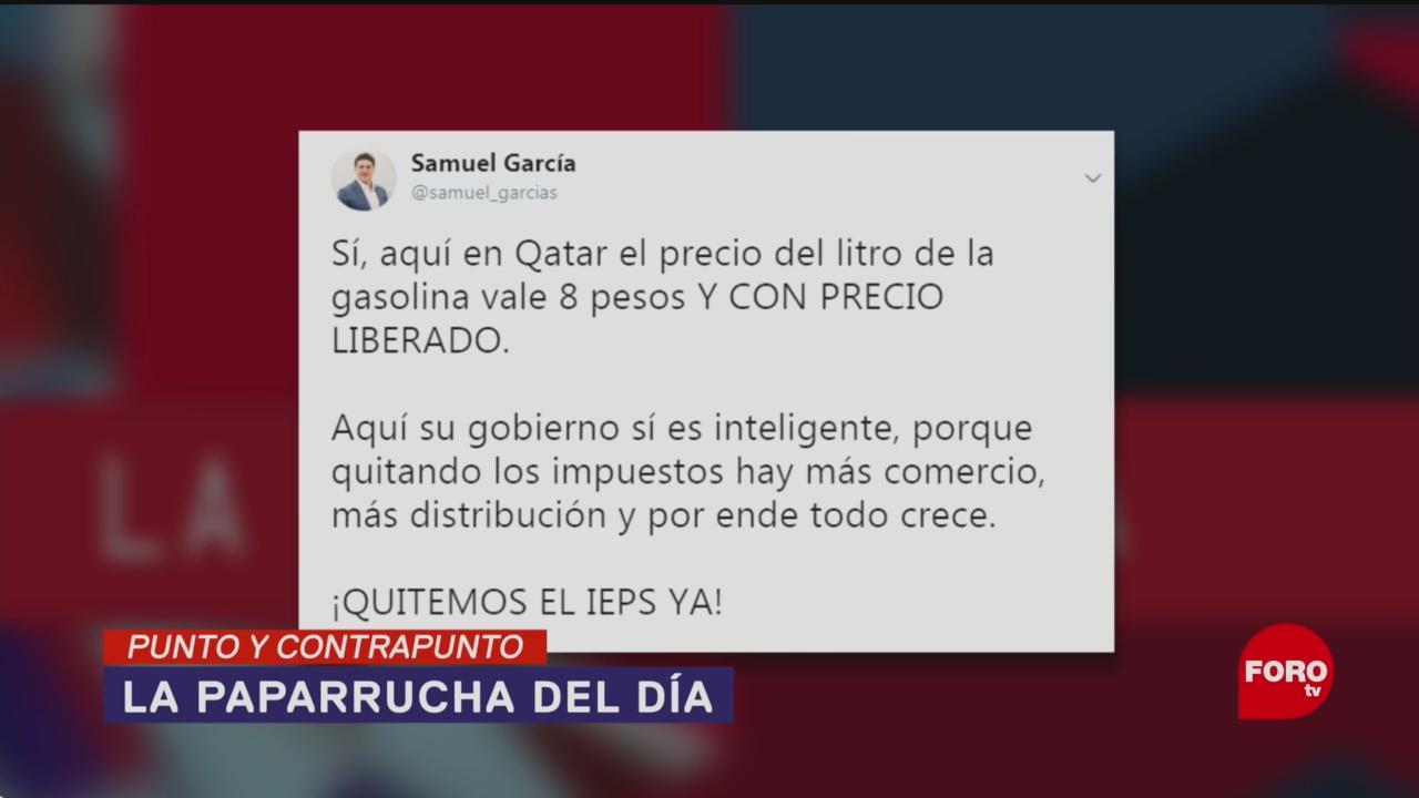 Foto: Qatar Samuel García Paparrucha Del Día 11 de Abril 2019