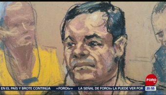 Foto: Rechazan Repetir Juicio 'El Chapo' EEUU 29 de Abril 2019