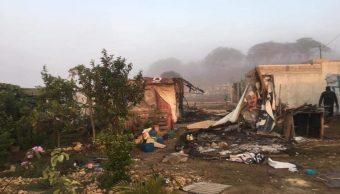 Foto Recuperan predio invadido en Berriozabal, Chiapas 3 abril 2019
