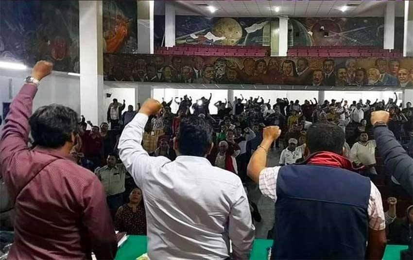 Foto: Reforma laboral contempla organismo autónomo para resolver conflictos sindicales 8 abril 2019