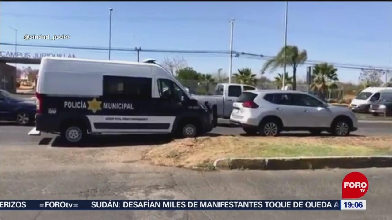 Foto: Robo Millonario Camioneta Valores Querétaro 11 de Abril 2019