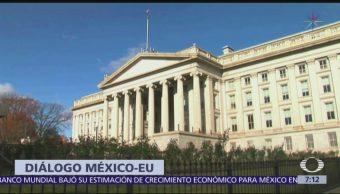 SHCP planea reunión con funcionarios del Tesoro de Estados Unidos