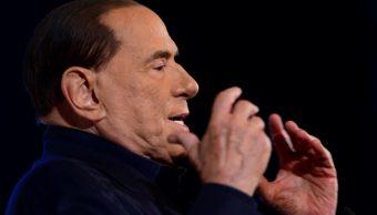 Italia: Berlusconi es hospitalizado en Milán