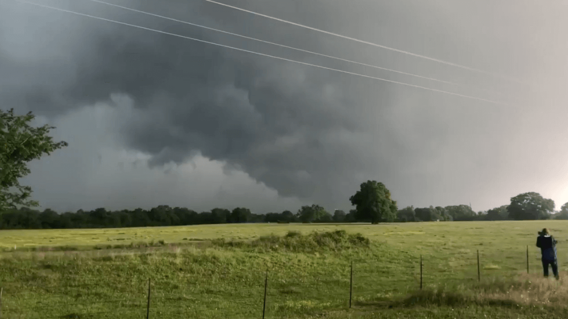 Foto: Tormentas en Texas, Estados Unidos, 14 de abril de 2019, Estados Unidos