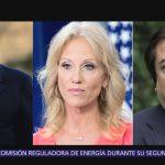 Trump y matrimonio Conway, 'el triángulo diabólico'
