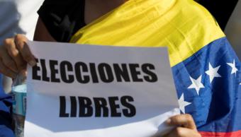 """FOTO Acción militar de EU en Venezuela """"es posible"""" si """"es requerida"""", dice Mike Pompeo (EFE)"""
