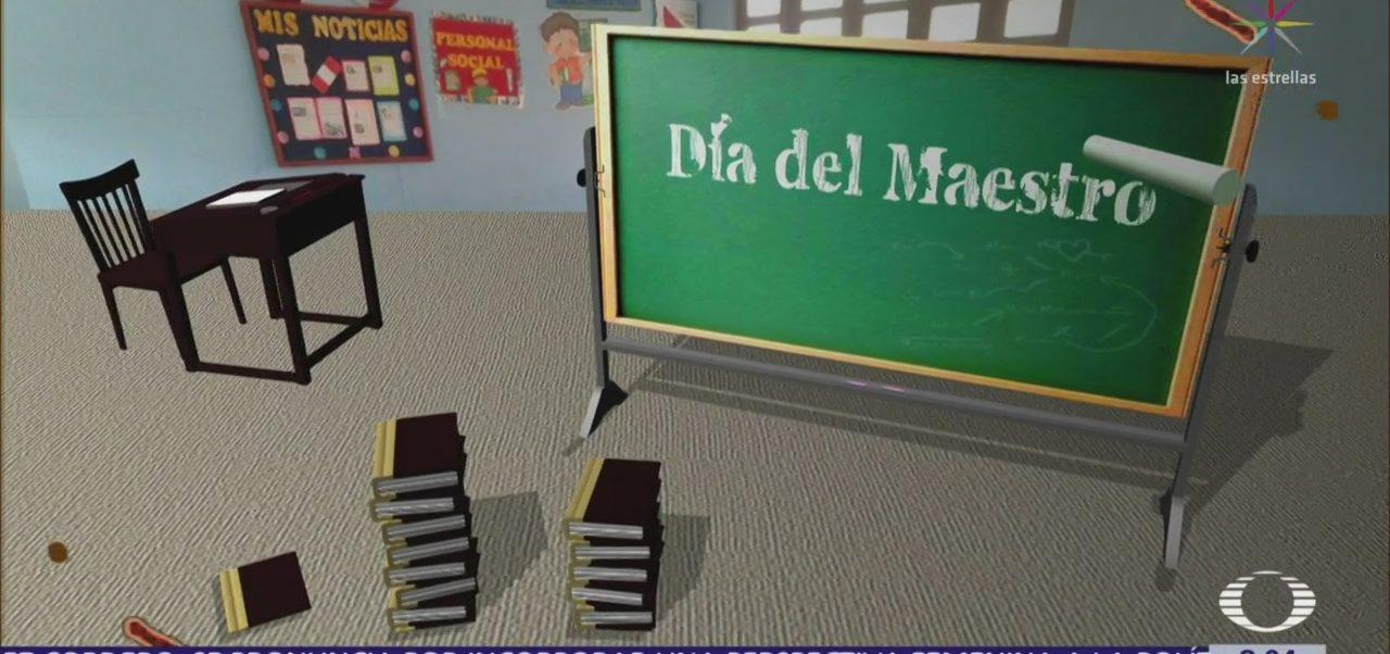 Al Aire felicita a todos los maestros y maestras de México