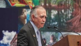 FOTO Alfonso Romo niega haber presentado renuncia a AMLO (Twitter)