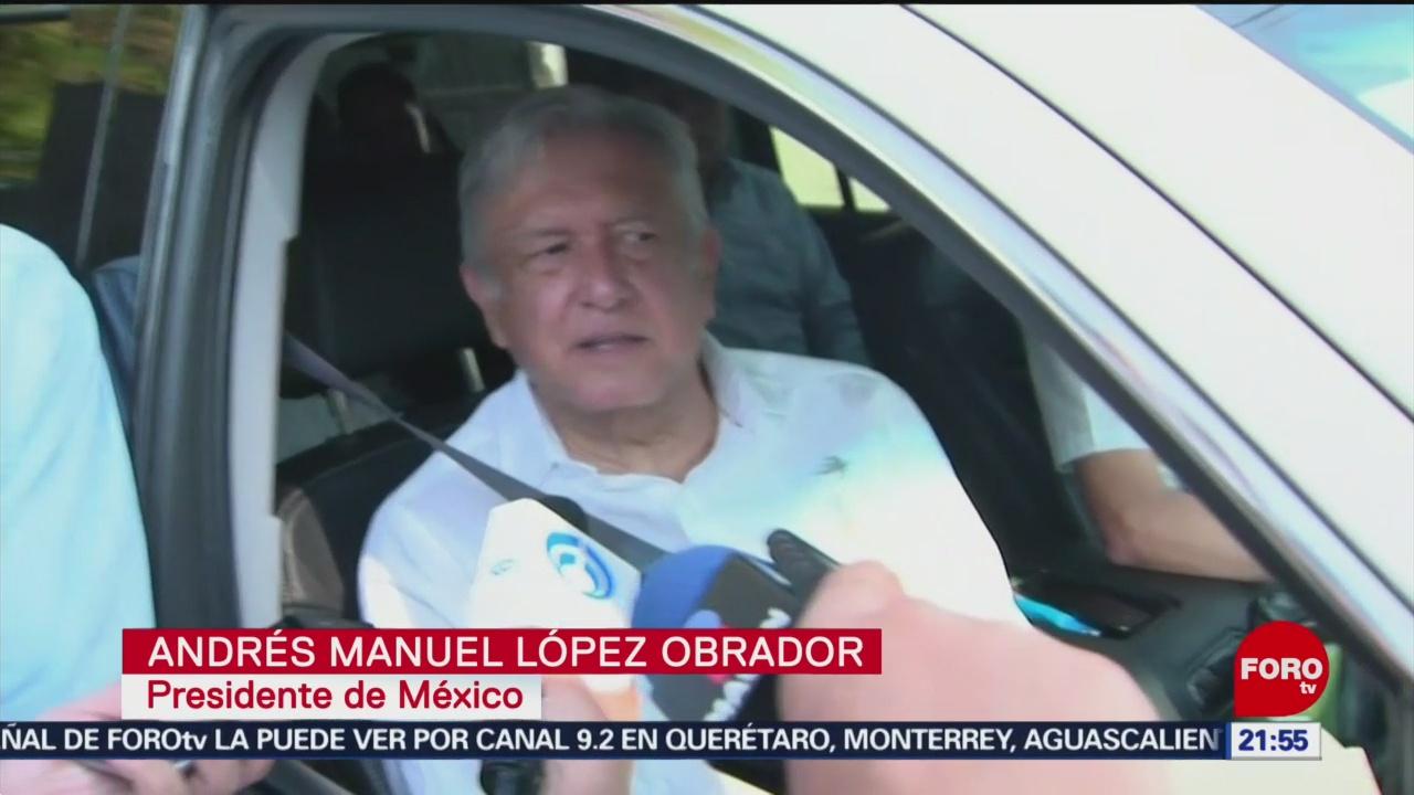 FOTO: Anulación de aranceles, logro de México: AMLO, 18 MAYO 2019