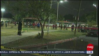 Asesinan a joven en plaza pública en Guadalupe, Nuevo León