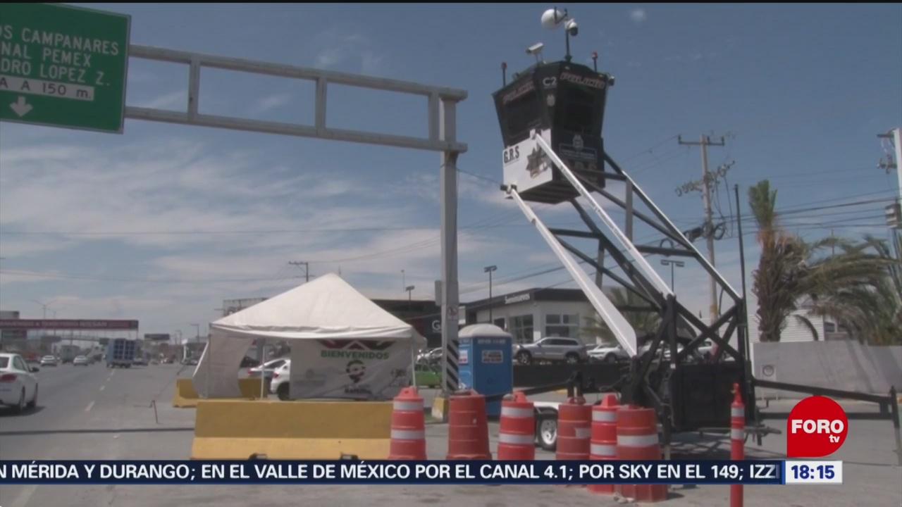 FOTO:Atacan oficinas de la Fiscalía de Coahuila, 27 MAYO 2019