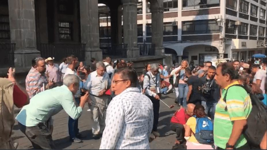Comerciantes demandan mayor seguridad en Cuernavaca, Morelos