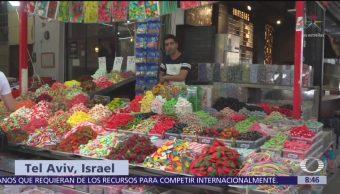 Burika, una 'garnacha' popular en Tel Aviv, Israel
