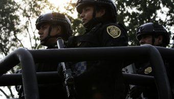 Foto: Autoridades detienen a uno de los líderes de la Unión Tepito. (Notimex)