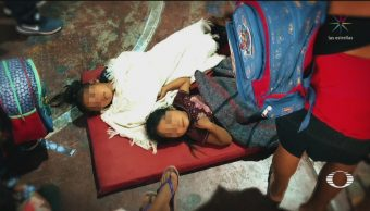 FOTO: Cientos de niños se intoxican durante festejos del Día del Niño, 1 MAYO 2019