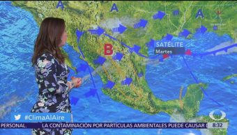 Clima Al Aire: Ambiente caluroso y sin lluvia en Valle de México