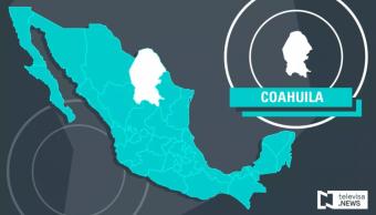 IMAGEN Encuentran 5 cuerpos afuera de oficinas de Policía en Coahuila (Noticieros Televisa 2016)