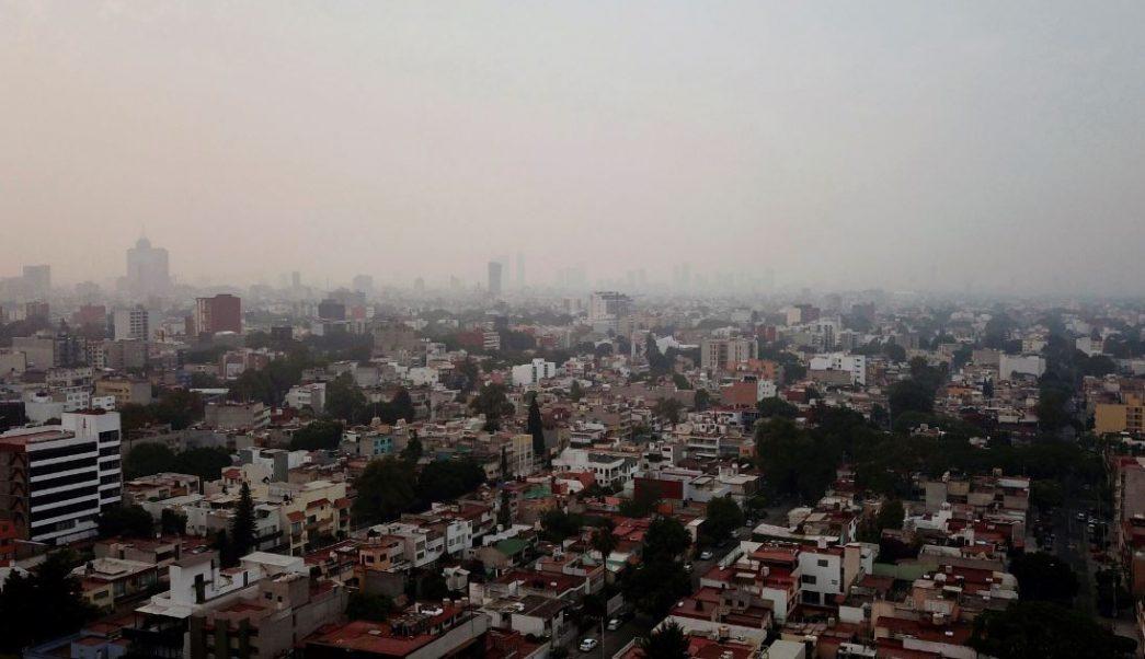 FOTO SEP suspende clases en Valle de México el 17 de mayo por contaminación (AP 13 mayo 2019 cdmx)