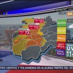 Foto: Contaminación por Ozono en el Valle de México