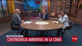 FOTO: Contingencia ambiental en el Valle de México, 19 MAYO 2019
