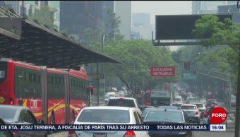 FOTO: Continúa la mala calidad del aire en el Valle de México, 18 MAYO 2019