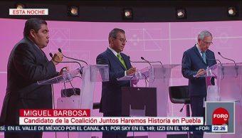 FOTO: Debaten propuestas sobre el empleo en Puebla, 19 MAYO 2019