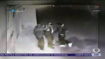 Delincuentes asaltan a peatón en la colonia San Pedro Mártir