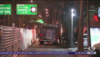 Desalojan a familias por una fuga de gas en la CDMX