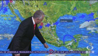 Despierta con Tiempo: Prevén altas temperaturas en Michoacán y Guerrero