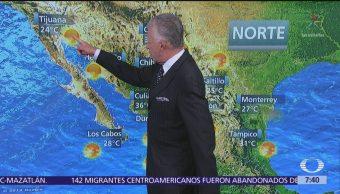 Despierta con Tiempo: Prevén tormentas fuertes en 6 estados