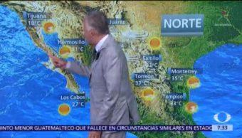Despierta con Tiempo: Valle de México registrará lluvias