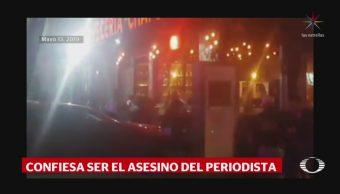 Foto: Detenido por ataque a bar en Playa del Carmen confiesa asesinato de reportero