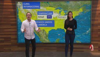 El clima internacional en Expreso del 17 de mayo del 2019