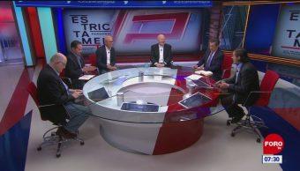 El gabinete del presidente Andrés Manuel López Obrador