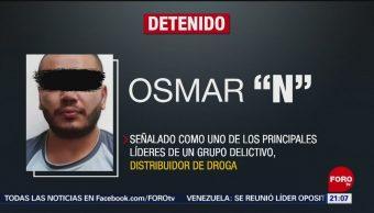 Foto: Osmar Drogas Antros Unión Tepito Cdmx 20 Mayo 2019