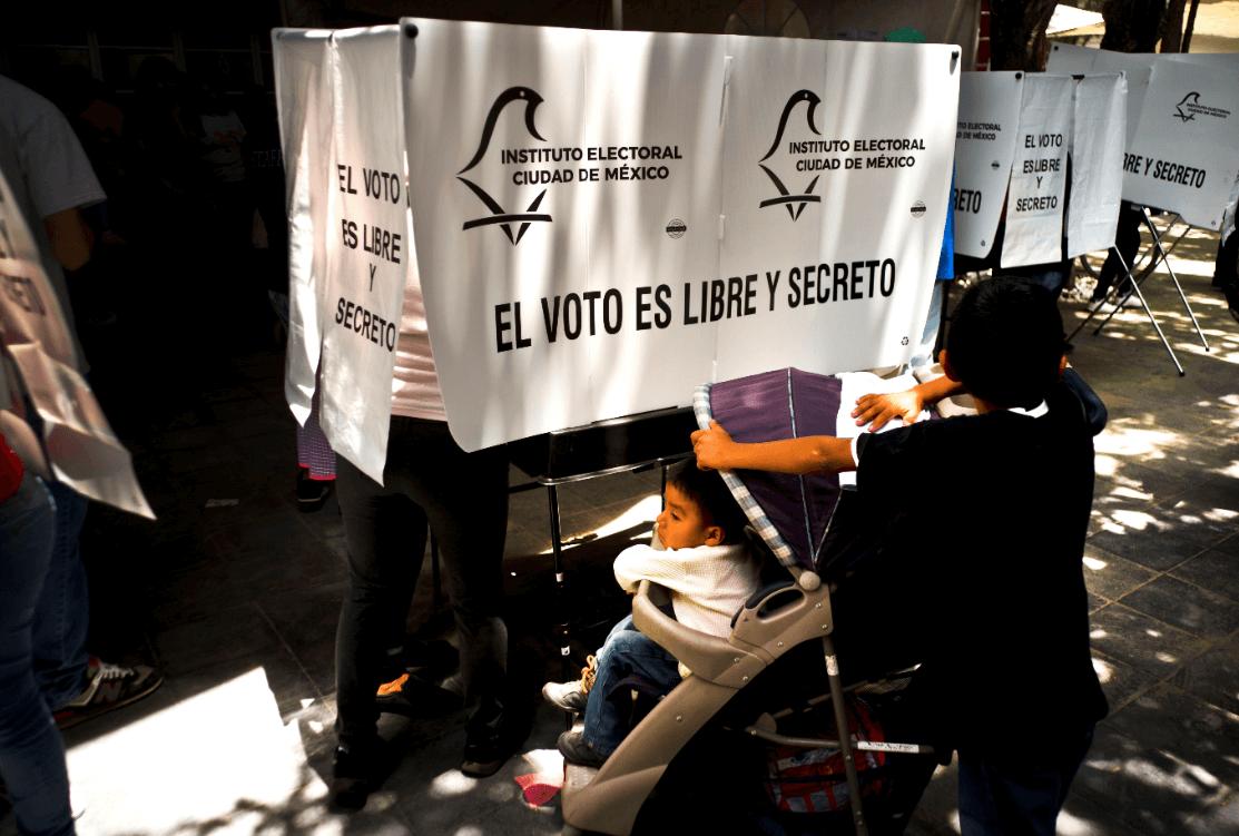 Foto: Elecciones en México, 1 de julio de 2018, Ciudad de México