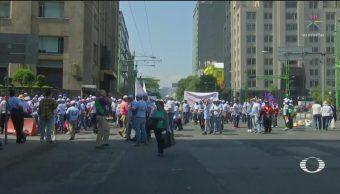 FOTO: Enfrentamientos por conmemoración del Día del Trabajo, 1 MAYO 2019