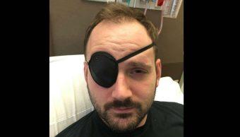 Foto Sufre derrame cerebral a los 28 años por tronarse el cuello 3 mayo 2019
