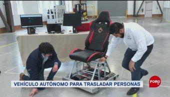 FOTO: Estudiantes mexicanos desarrollan vehículo autónomo, 11 MAYO 2019