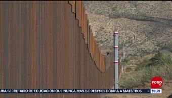 Foto: Estados Unidos Contrato Millonario Muro Fronterizo 15 Mayo 2019