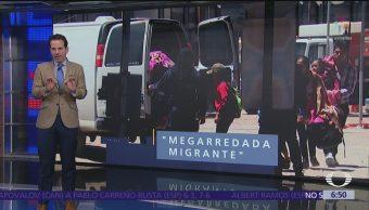 EU tenía plan secreto para detener a 10 mil migrantes