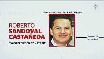Foto: Exgobernador de Nayarit y magistrado federal, señalados por recibir sobornos