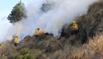 Foto Faltan tres semanas de alto riesgo de incendios forestales en México 14 mayo 2019