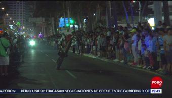 FOTO: Festival de motociclistas en Acapulco, Guerrero, 18 MAYO 2019